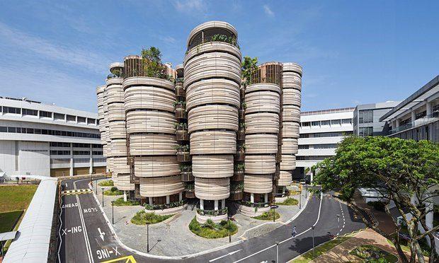 La inscripción de 20 años en la universidad de Singapur es un desafío