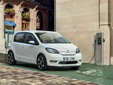 Škoda citigoe iv, eléctrico para todos los públicos