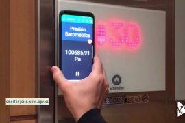 upv, los móviles aliados para aprender física