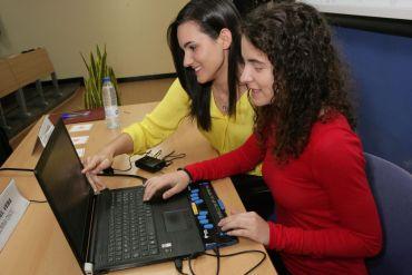 ucm y once tecnología para personas ciegas