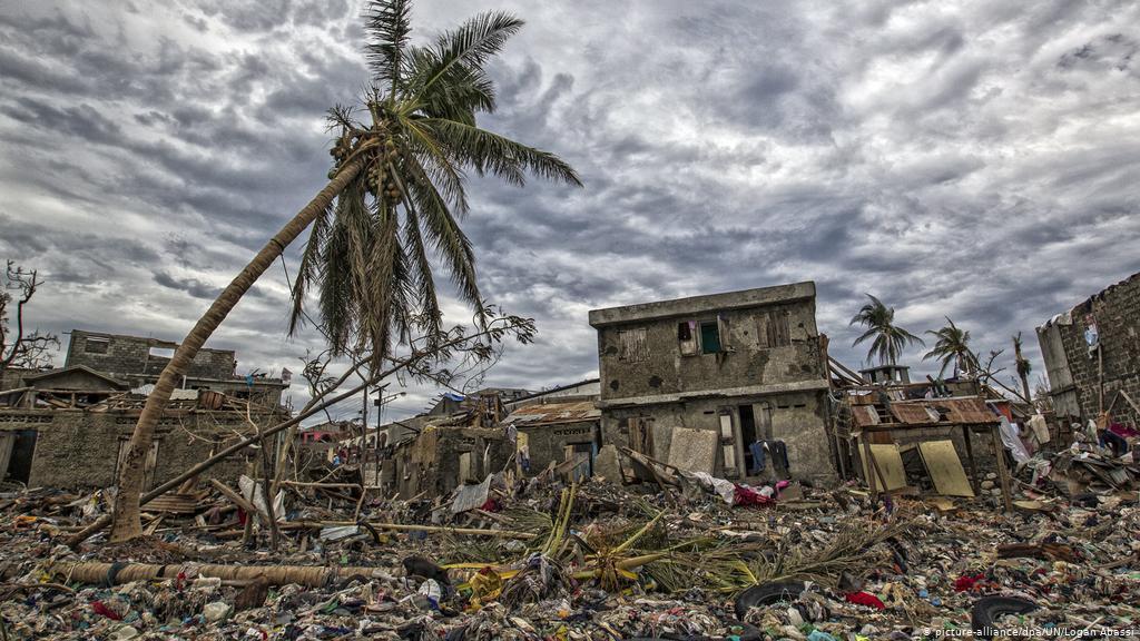 Desastres naturales sesgados