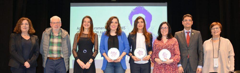 iteam-upv    ivana gasulla  galardonada con el premio concepción aleixandre