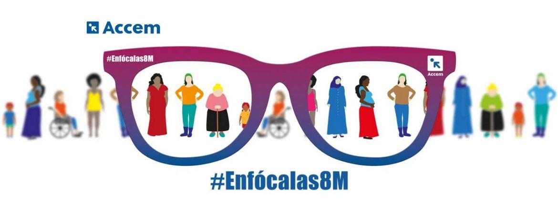 gafas para enfocar tu vista en las mujeres invisibilizadas