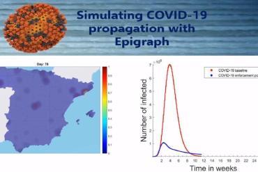 simulador informático covid-19