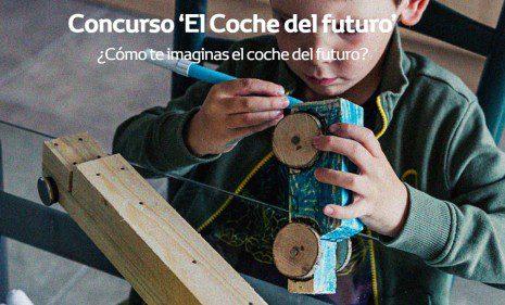 'el coche del futuro es de los niños'