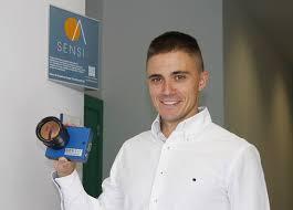 cámara termográfica para medir la temperatura corporal a distancia