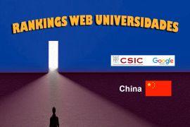 ranking web universidades 2020 : china
