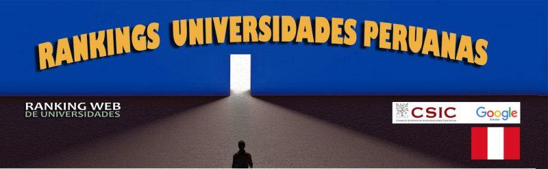 ranking web universidades 2020 : perÚ