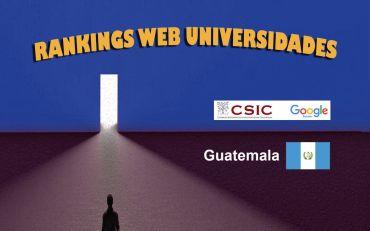 rankingweb de universidades 2020: guatemala