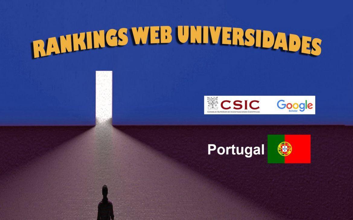 ranking das universidades na web 2020 : portugal