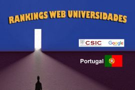 ranking das universidades na web 2020 : portugal