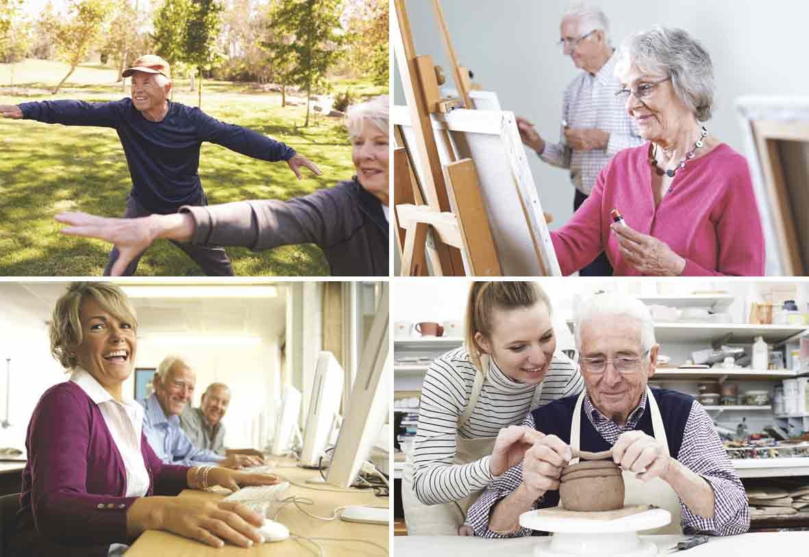 Relacionan educación con envejecimiento saludable Revista NUVE