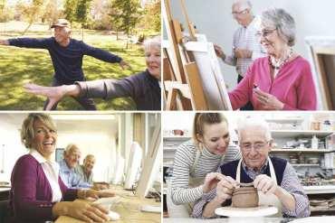 relacionan educación con envejecimiento saludable