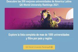 ranking shangai mejores universidades 2020