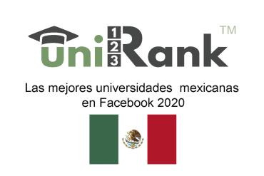las mejores universidades mexicanas en facebook