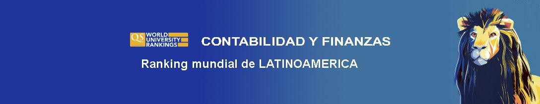 universidades latinoamericanas en contabilidad y finanzas