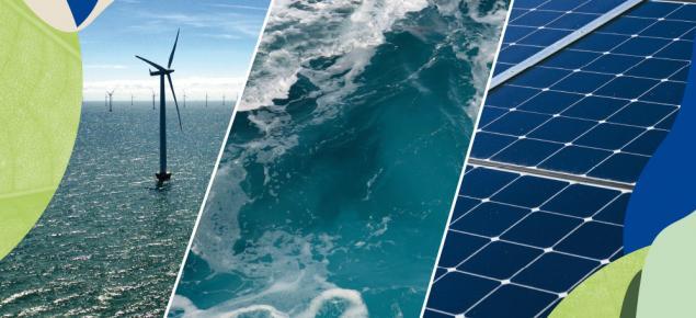 energías renovables marinas para una europa neutra