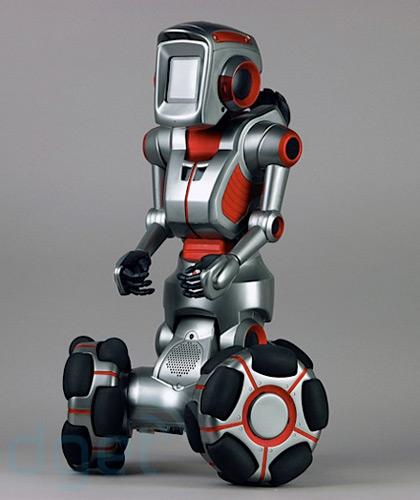 La innovación en el campo de los robots