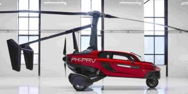 drones, vehículos voladores y aerotaxis españoles