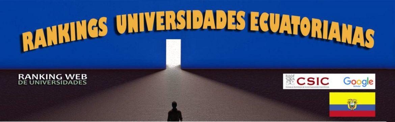 ranking web universidades de ecuador 2021