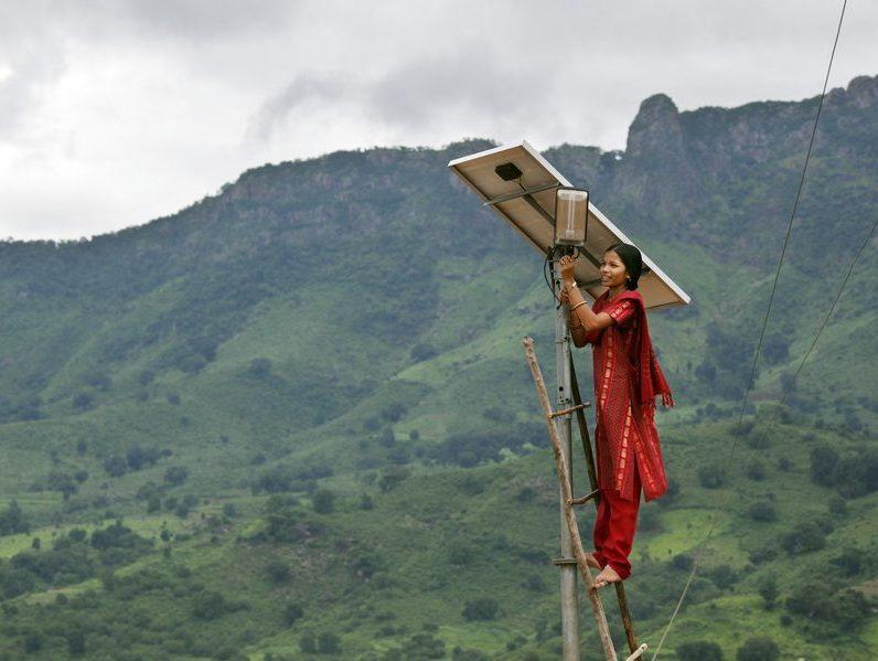 Mantener a la humanidad en el centro de la solución del cambio climático