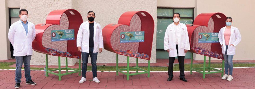 Campana recicla vs cancer