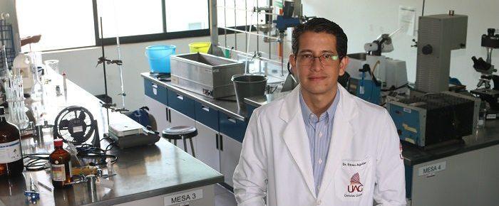 Dr Efren Aguilar Garnica UAG