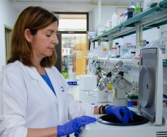Berta L Sanchez Laorden del IN estudia la metastasis del melanoma IN 1
