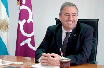 Ariel Guarco presidente de la Alianza Cooperativa Internacional ACI