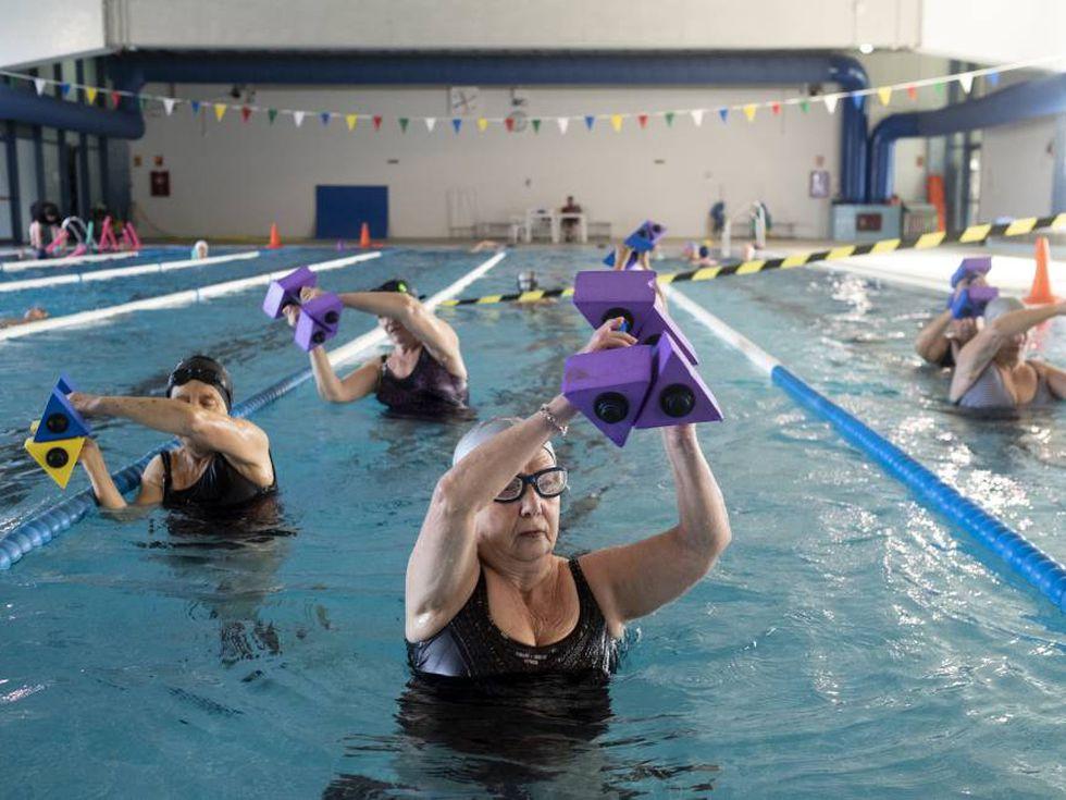 El ejercicio fisico ayuda a crear nuevas neuronas6