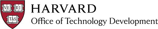 Logo Harvard office of technology