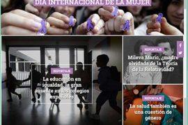 día internacional de la mujer en el diario.es