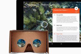 enseñar con realidad virtual, ahora al alcance de todos