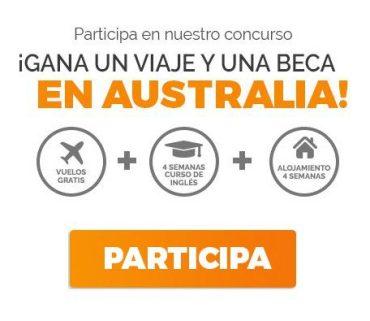'gana un viaje y una beca en australia 2017'