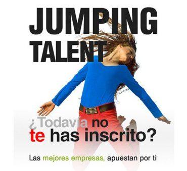 ¿conoces jumping talent? universia sigue apostando por el mejor talento universitario.