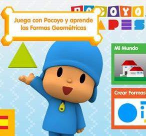 pocoyó consigue ser destacado mundial en google play