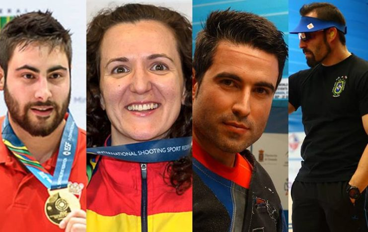 pABLO cARRERA,sONIA fLANQUET,Jorge Diaz, Jorge Llanes