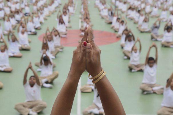yoga, patrimonio cultural de la humanidad