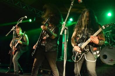 A banda Amorphis foi uma das mais aguardadas.
