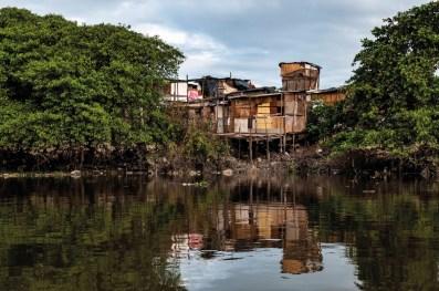 Rio Capibarine na Iputinga.