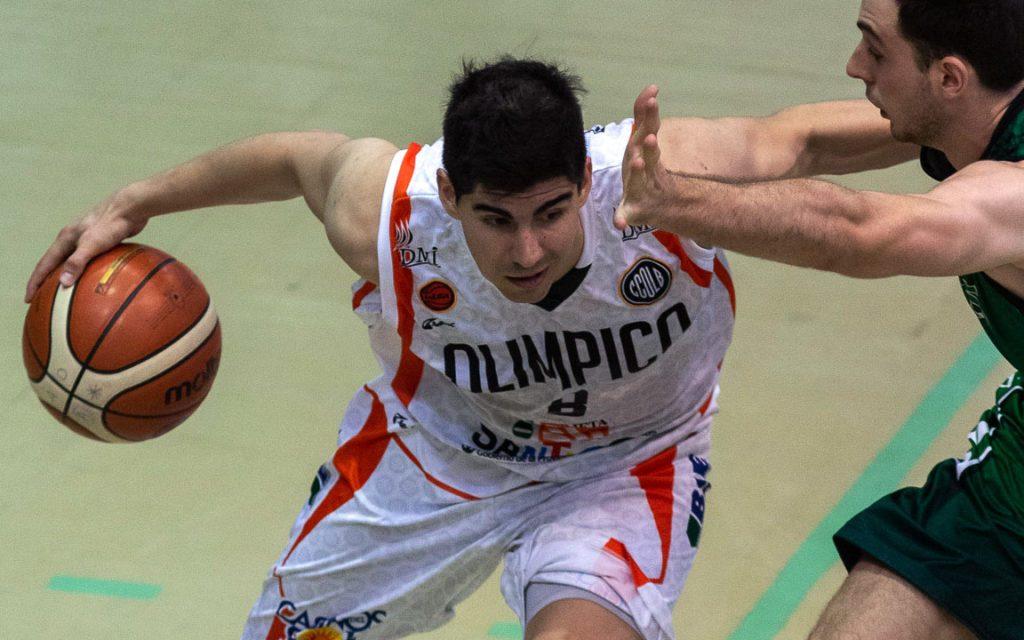 Olímpico triunfó en Córdoba
