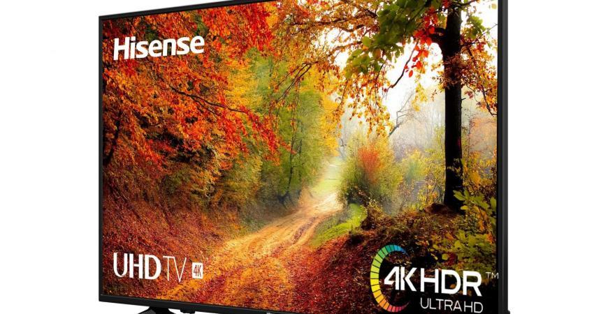 Hisense rebaja los precios de sus televisiones para el Black Friday