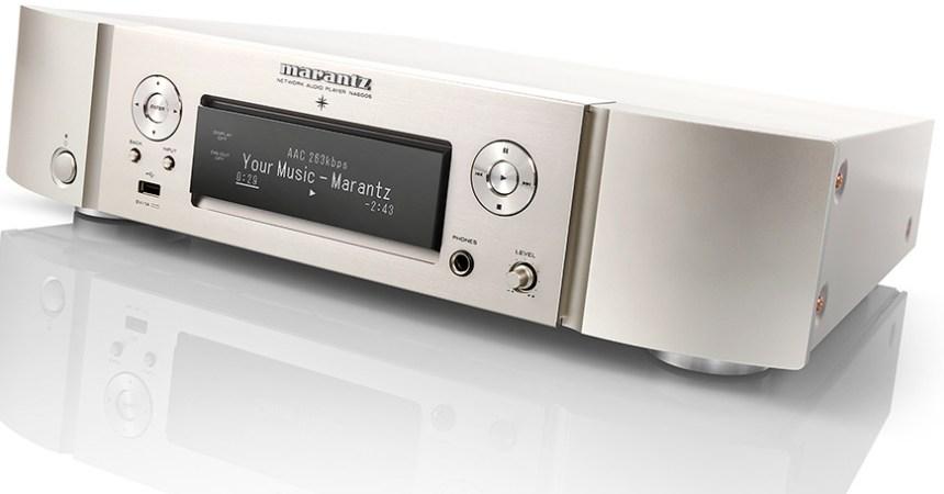 Marantz NA6006 teproductor de música en red