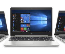 HP presenta los nuevos ProBook 400 G6