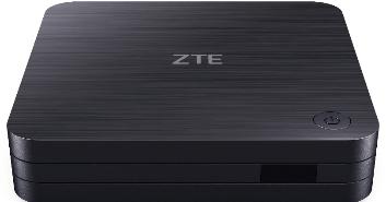 ZTE lanza la segunda generación de Android TV 4K AI Voice Setbox