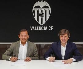LG Electronics, nuevo proveedor oficial del Valencia CF