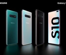 Samsung presenta los Galaxy S10 y el Galaxy Fold, el primer móvil plegable