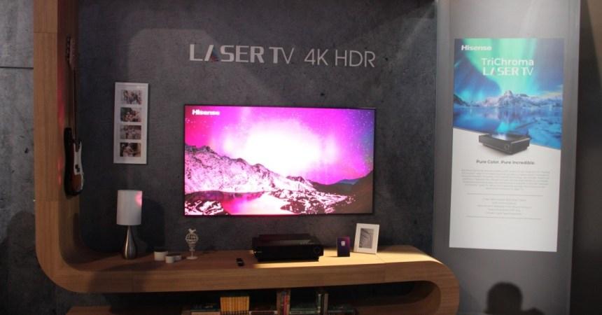 Hisense lidera las ventas de televisores de gran pulgada en China durante 2018