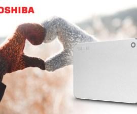 Toshiba Canvio hará inolvidable este San Valentín