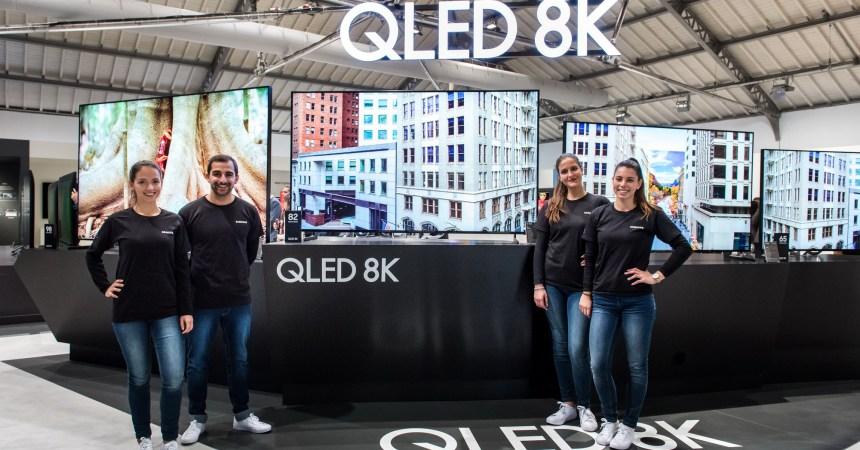 Los televisores Samsung QLED 2019 ya están disponibles en España